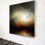 KERR ASHMORE - As The Light Kissed insitu - wychwood art
