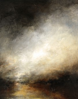 KERR ASHMORE - Night Falls - wychwood art