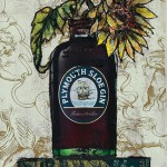 Vicky Oldfield, A little ledge,  Wychwood Art, Original Print,  Royal Academy Summer Exhibition Artist