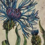 Vicky Oldfield, Bold,  Wychwood Art, Original Print,  Royal Academy Summer Exhibition Artist