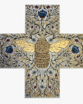Andy Wilx Bee(Large) Wychwood Art