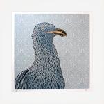 Andy Wilx Light Seagull Wychwood Art