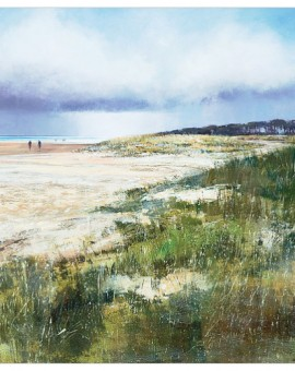 Michael Sanders Holkham Beach Wychwood Art