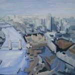 Sarah Adams St. Katharine Docks Wychwood Art