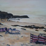 Sarah Adams Windbreakers Wychwood Art