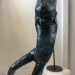 Alison Bell, Marauder, Bronze Sculpture, 3D Art, Figurative Art 11