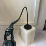Alison Bell, Marauder, Bronze Sculpture, 3D Art, Figurative Art7