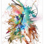 Carne Griffiths Stylised art