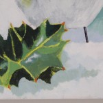 Margaret Crutchley, Christmas Robin, Bird Art, Christmas Gifts, Affordable Art 2