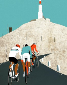Mont Ventoux is known as the Giant of Provence, this ride has a barren and unforgiving desert summit and is a regular test for Tour de France riders.