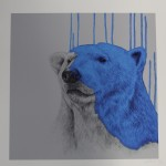 Louise McNaught, Hey There Polar Bear, Limited Edition Print 3