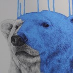 Louise McNaught, Hey There Polar Bear, Limited Edition Print 7