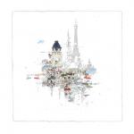 Notre Dame – Laura Jordan – Wychwood Art