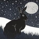 Rosemary Farrer Stargazing Hare wychwoodart.jpeg