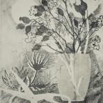 Rosemary Farrer, 'Wild Carrot and Rosehips', WychwoodArt.jpeg