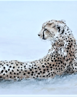 Cheeta Dusk_Wychwood Art_Annabel Pope (2)