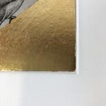 Guy Allen, Kingfisher II, Etching, Animal Art