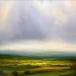 Rising Clouds_Harry Brioche_Wychwood Art Gallery