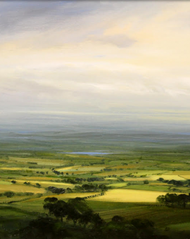 September Evening_Harry Brioche_Wychwood Art Gallery