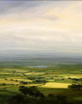 September Evening_Harry Brioche_Wychwood Art Gallery