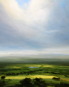 Under Cloud Cover_Harry Brioche_Wychwood Art Gallery