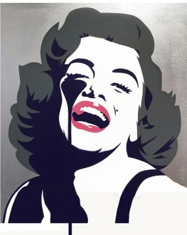 screaming_Marilyn_Pure Evil_Wychwood Art