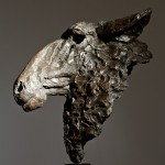 Jane Shaw - MrsDarling - Sheep's Head - Wychwood Art 75
