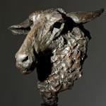 Jane Shaw – MrsDarling  – Sheep's Head – Wychwood Art 76