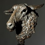 Jane Shaw - MrsDarling  - Sheep's Head - Wychwood Art 76
