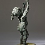 Jane Shaw - Reaching for the Stars - Young girl - Wychwood Art  82