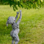Jane Shaw – Reaching for the Stars – Young girl – Wychwood Art  84