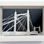 Little London, Albert bridge, Wychwood Art