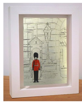 Michael Wallner, Buckingham Palace Soldier, Wychwood Art