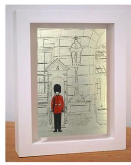 Michael Wallner, Buckingham Palace Soldier, Wychwood Art