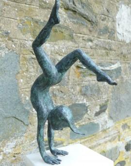 Tick Tock - Alison Bell - Wychwood Art