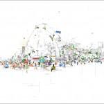 rio from afar – Laura Jordan – Wychwood Art