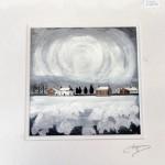 Anya-Simmons-Littondale-in-the-Snow-Wychwood-Art