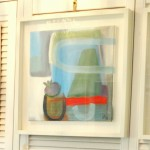 Diane Whalley A Fig and the Pear framed Wychwood Art