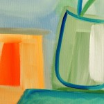 Diane Whalley A  Place Beyond the View detail Wychwood Art