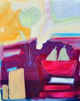 Diane Whalley Sharing Under the Sun Wychwood Art