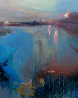 Magdalena Morey - Evening Promenade 4 - WychwoodArt