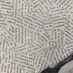 Paul Bartlett, Scratch, Puffin Art, Limited Edition Print - mixed media art, contemporary art, conservation art - cose up 4