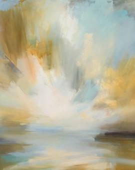1710 Coastal Reflection - Henrietta Stuart