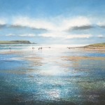 Daymer Bay Michael Sanders Wychwood Art Gallery