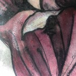 Limited Edition Vicky Oldfield Collagraph Print, Look At Me , Hand Finished Print, Contemporary Flower Art