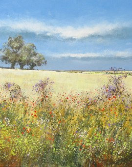 Summer Hedgerow Wychwood Art Gallery
