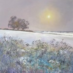 Winter Hedgerow Wychwood Art Gallery