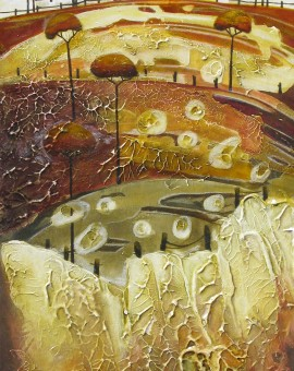 Anya Simmons-Crater-Cottages 2-Wychwood Art