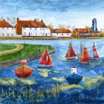 Anya Simmons-Langstone-Harbour-1-Wychwood Art
