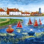 Anya Simmons-Langstone-Harbour-1-Wychwood Art